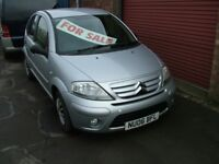 Citroen C3 Desire,,Low mile,,Two lady owners,,Full history.