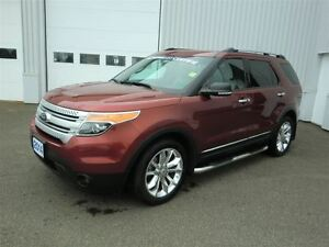 2014 Ford Explorer XLT-MOON-NAV-TOW-LOADED+ 4 WINTER TIRES
