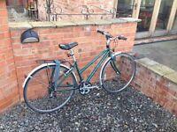 Lady's Raleigh Pioneer Bicycle