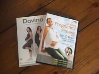 Pre- and postnatal exercise DVDs