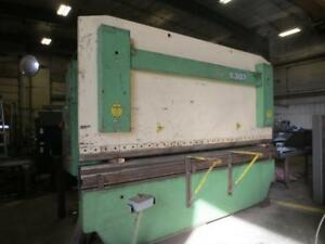 220 TON X 13 LVD HYDRAULIC PRESS BRAKE