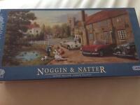 Noggin & Natter 636 piece jigsaw unopened