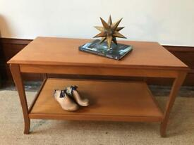 SUTCLIFFE COFFEE TABLE - WITH 2 PULL OUT SIDES