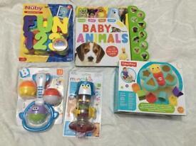 Children's toys/book