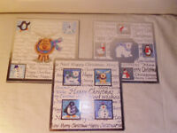 79 NEW CHRISTMAS CARDS WITH ENVELOPES