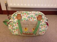 Blooming Gorgeous Pink Lining (Yummy Mummy) Baby Change Bag