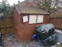 SHED 7FT X 5FT