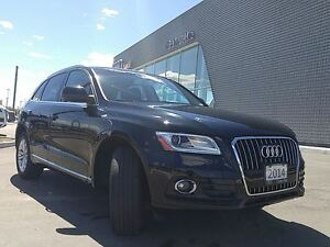 2014 Audi Q5 2.0 8sp Tiptronic Progressiv /Audi Certified