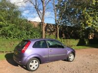 FORD FIESTA 1.2 ZETEC CLIMATE 07 REG MOT MAY 5TH 2019 TIMING BELT REPLACED LADY OWNER LOW INSURANCE