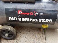 Power G plus air compressor