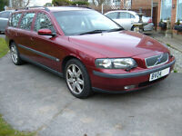 volvo diesel estate, new mot no adisorys.