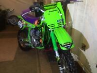 Kids dirt bike fully restored . GENUINELY MINT CONDITION