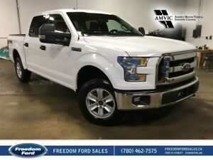 2015 Ford F-150 Cloth Seats, Air Conditioning