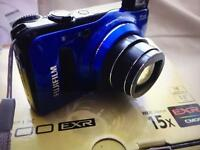 Fuji Finepix F500 EXR digital camera - rare colour