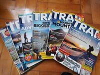 Trail Magazines - excellent condition