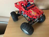 LEGO Technic 42005: Monster Truck
