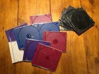 FREE: 13x CD/DVD Jewel Cases