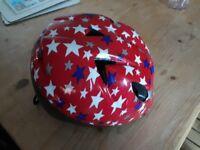 Toddler cycle helmet Halfords xxs