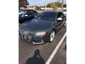 2010 Audi S5 Tiptronic with Paddles - No Accidents