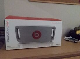 Beatbox portable by dr.dre New in box NEVER USED