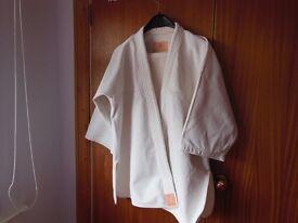 Judo/Martial arts suit.