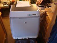 Hewlett Packard Color Laserjet 2605dn Laser Printer.