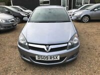 VAUXHALL ASTRA 1.4 i 16v SXi HATCH 5DR 2009 * EXCELLENT CONDITION * HPI CLEAR