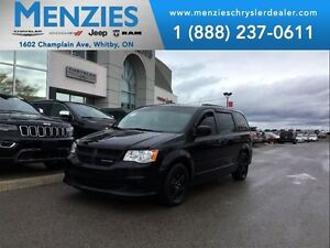 2013 Dodge Grand Caravan SXT, Full STO N Go, Rear Air, Clean CAR