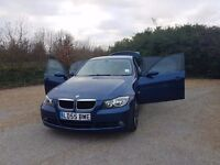 BMW 320i SE AUTO, M3 ALLOYS, 55 PLATE, 1 YEAR MOT, FULL SERVICE HISTORY, 2 KEYS, EXCELENT CONDITION