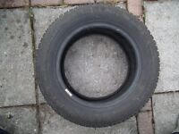 2 Michelin Alpin Winter Tyres - 195/65/15 - excellent condition (Murthly, Perthshire)