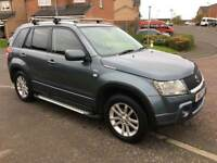 Suzuki Grand Vitara 1.9 DDIS X-EC 5 Door 2007 Full MOT Immaculate XTrail Freelander Showgun Rav4 ML