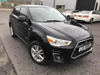 *SOLD*2013 Mitsubishi ASX 1.8d, GREAT SERVICE HISTORY