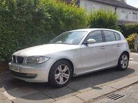 * BMW 120D 2007 - PARKING SENSORS - MOT - 5 DOOR - 2.0 DIESEL - 170BHP - BARGAIN - DRIVES MINT *