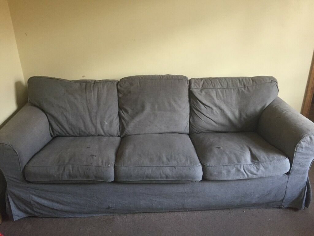 3 Seater Sofa To Give Away In Hanwell London Gumtree