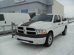 2012 Dodge RAM 1500 4WD QUAD CAB 4X4 5.7L HEMI