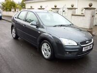 LATE 2006 FORD FOCUS 1.8 TDCI GHIA(FULL YEARS MOT WITH LOW MILES)BARGAIN