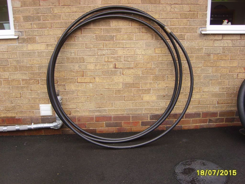 Underground Electric Cable Duct In Biddulph