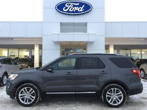 2017 Ford Explorer XLT LUXE 4WD - LOADED *28450KM*