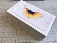 Gold iPhone 6s Excellent Condition locked to EE