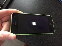 iPhone 5c 16gb Green