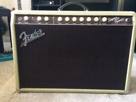 MODED FENDER SUPERSONIC 22 GUITAR AMPLIFIER