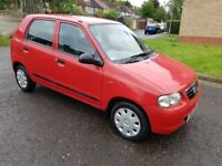 2006 Suzuki Alto 1.1 GL 5dr Manual @07445775115 12 Months Warranty Included