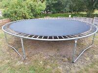 Big trampoline