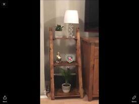 Bespoke Ladder Display units,