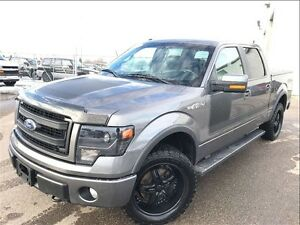 2014 Ford F-150 FX4-