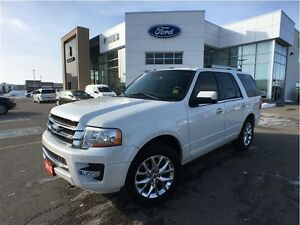 2015 Ford Expedition Limited - LEATHER, ROOF, NAVI