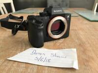 Sony a7r2 not a7s2 not canon Nikon