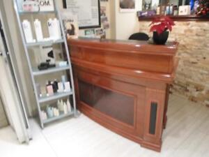 Hair Salon Closing Down Sale / Spa Pedicure Chairs / Manicure Tables / Reception Desk / Spa Beds Everything Must go