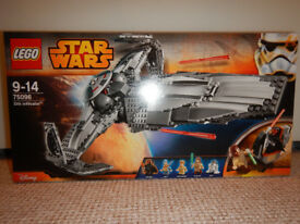 Lego Star Wars - Sith Infiltrator 75096
