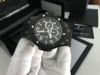 New Swiss Hublot Big Bang Ceramic bezel CHRONOGRAPH Watch